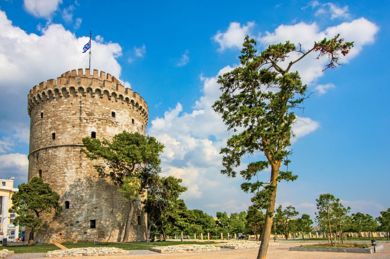 Thessaloniki: The Greek city Of ''Living Labs''